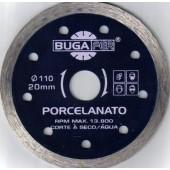 DISCO DIAMANTADO PORCELANATO BUGAFER