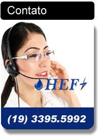 Entre em contato com HEF Campinas.